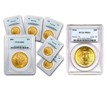 Golden Coins Package